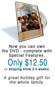 Buy the Ruffus Christmas Carol DVD!